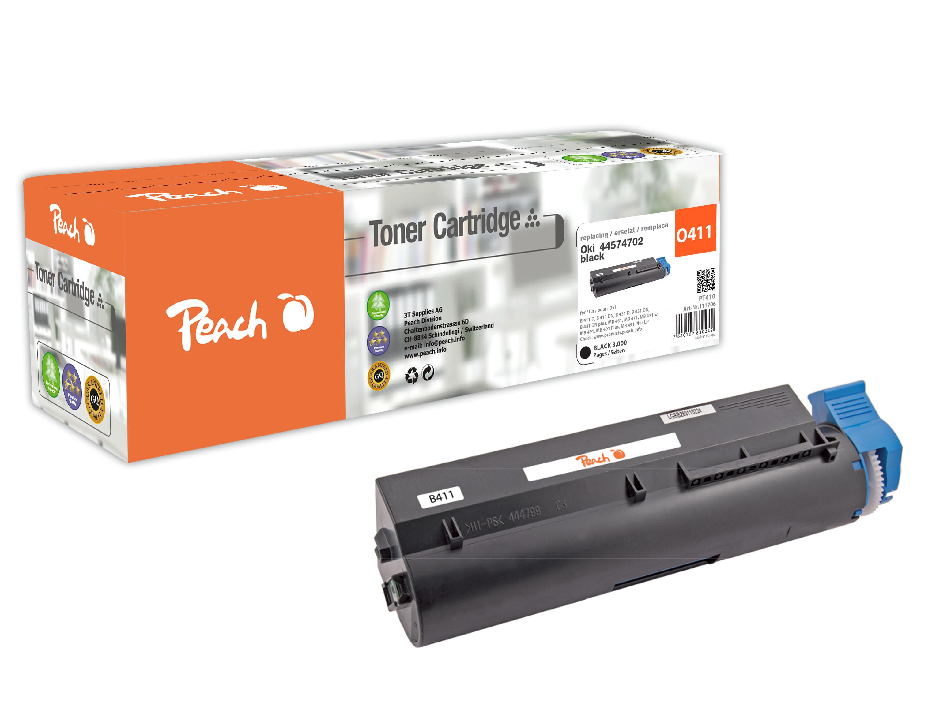 peach toner module noire compatible avecid fabricant. Black Bedroom Furniture Sets. Home Design Ideas